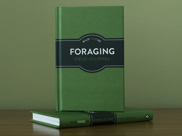Foraging Field Journal