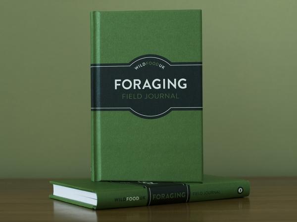 Foraging Field Journal