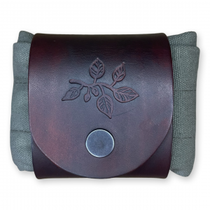 Khaki Foraging Bag (Pictured in Leather Band)