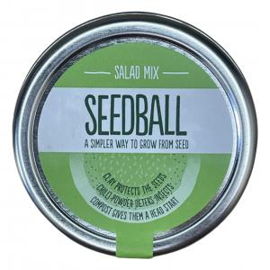 Seedball Salad Mix