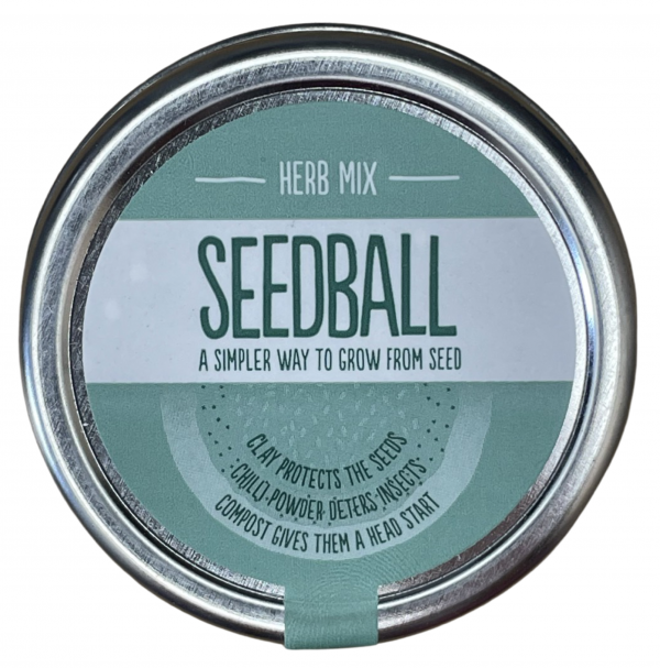 Seedball Herb Mix