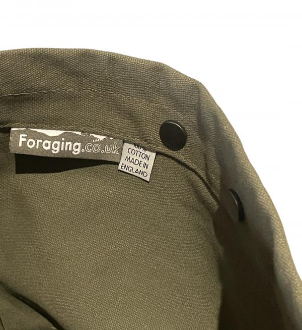 Khaki Foraging Bag