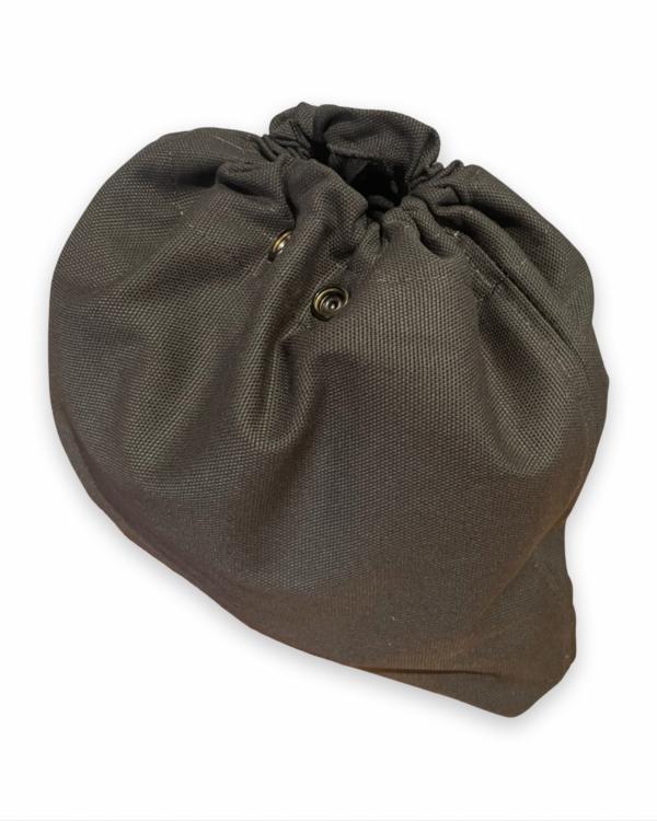 Charcoal Foraging Bag